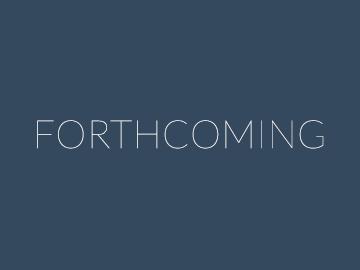 forthcoming