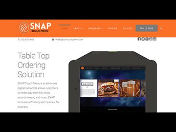 snap-touch-menu
